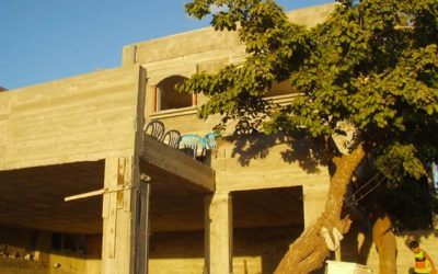 Das Gästehaus im Sawa'ed-Dorf EI-Homeira