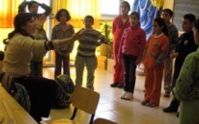 Die arabische Waldorfschule in Shfaram baut Brücken