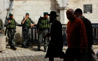 Jerusalem die Heilige Stadt