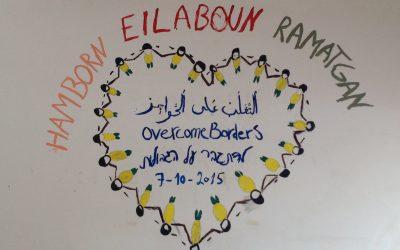 Overcome Borders: eine Jugendbegegnung ganz besonderer Art