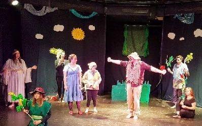 Der Zauberer von Oz – Schauspiel im TEN-Programm
