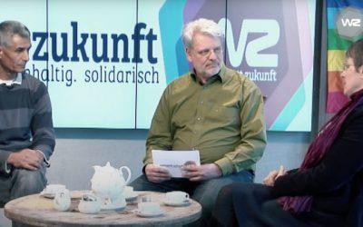 """Besuch bei """"Werkstatt Zukunft"""" (Video)"""